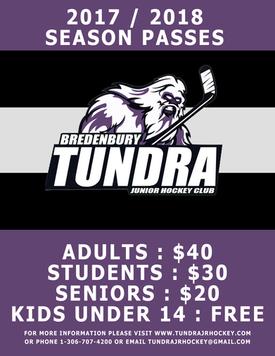 Tundra Season Tickets now on sale!