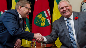 Province Agrees To Amended Interprovincial Trade Agreement