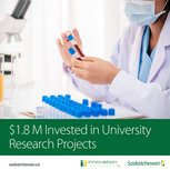 Innovation And Science Fund Awards Nearly $1.8 Million To University Research Projects