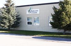 Parkland College Esterhazy Campus
