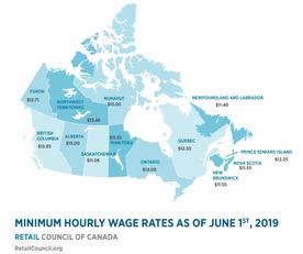 Saskatchewan's Minimum Wage Increase To Take Effect In October