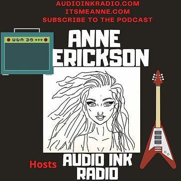 Anne Erickson hosts Audio Ink Radio 2020