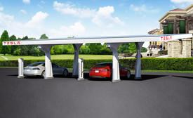 The First Tesla Supercharging stationin Saskatchewan can start construction in Moosomin this summer