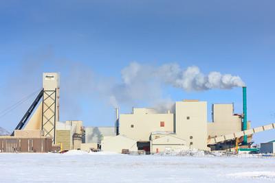 Mosiac K1 Potash Mine