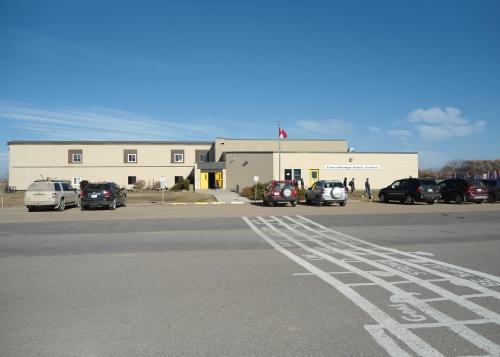 Churchbridge High School (16 km E)