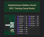 The Saskatchewan Rattlers announced their 2021 CEBL Training Camp Roster
