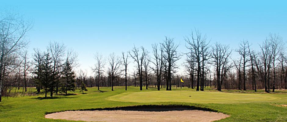 Dauphin Lake Golf Course