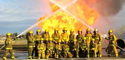 Parkland College Firefighter School