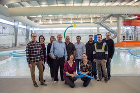 Kindersley Aquatic Centre Officially Opens