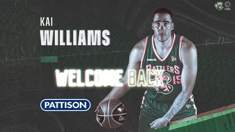 Rattlers re-sign Regina's Kai Williams for 2021