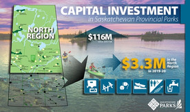 Investments In Northern Saskatchewan Provincial Parks