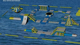 Inflatable Water Park coming to Last Mountain Lake