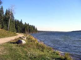 Par Hill Lake, Saskatchewan