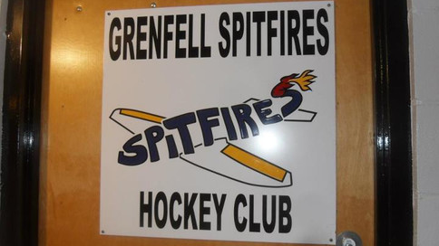 Grenfell Spitfires win back to back QVHL Titles