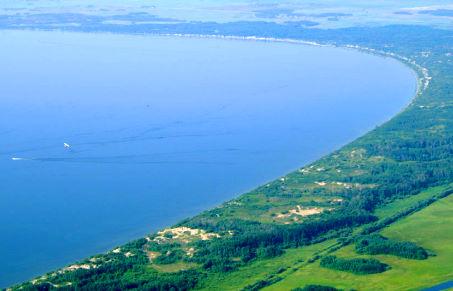 Good Spirit Lake (90 km N)