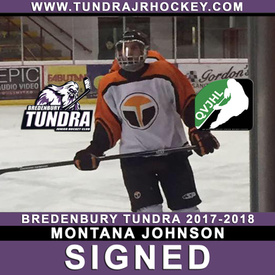 Johnson added to Tundra Lineup