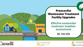 Preeceville Wastewater Treatment Facility Upgrades To Protect Assiniboine River