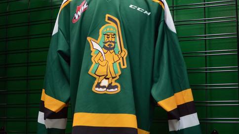 WHL releases statement regarding Prince Albert Raiders retro alternate jersey
