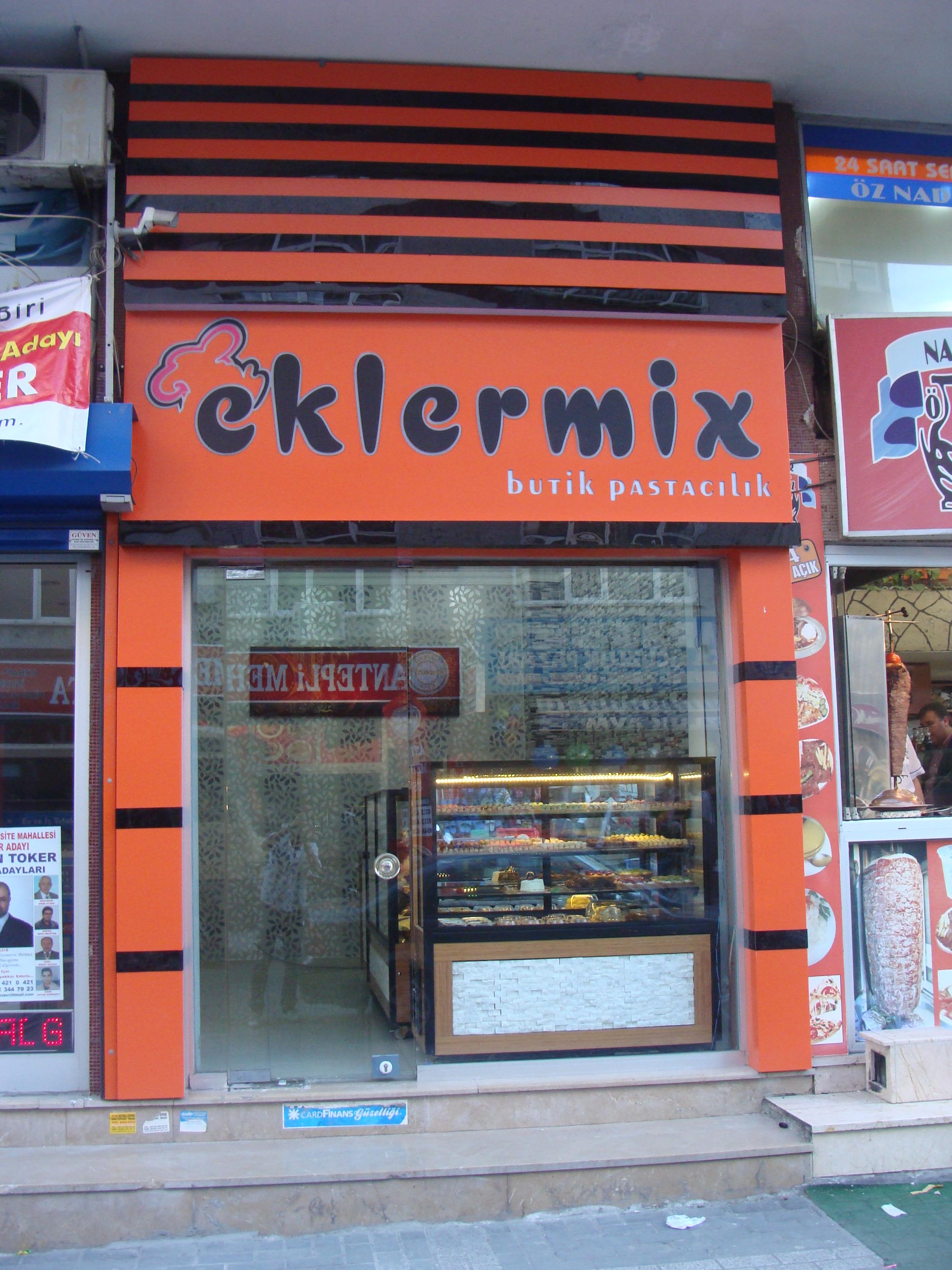 Eklermix