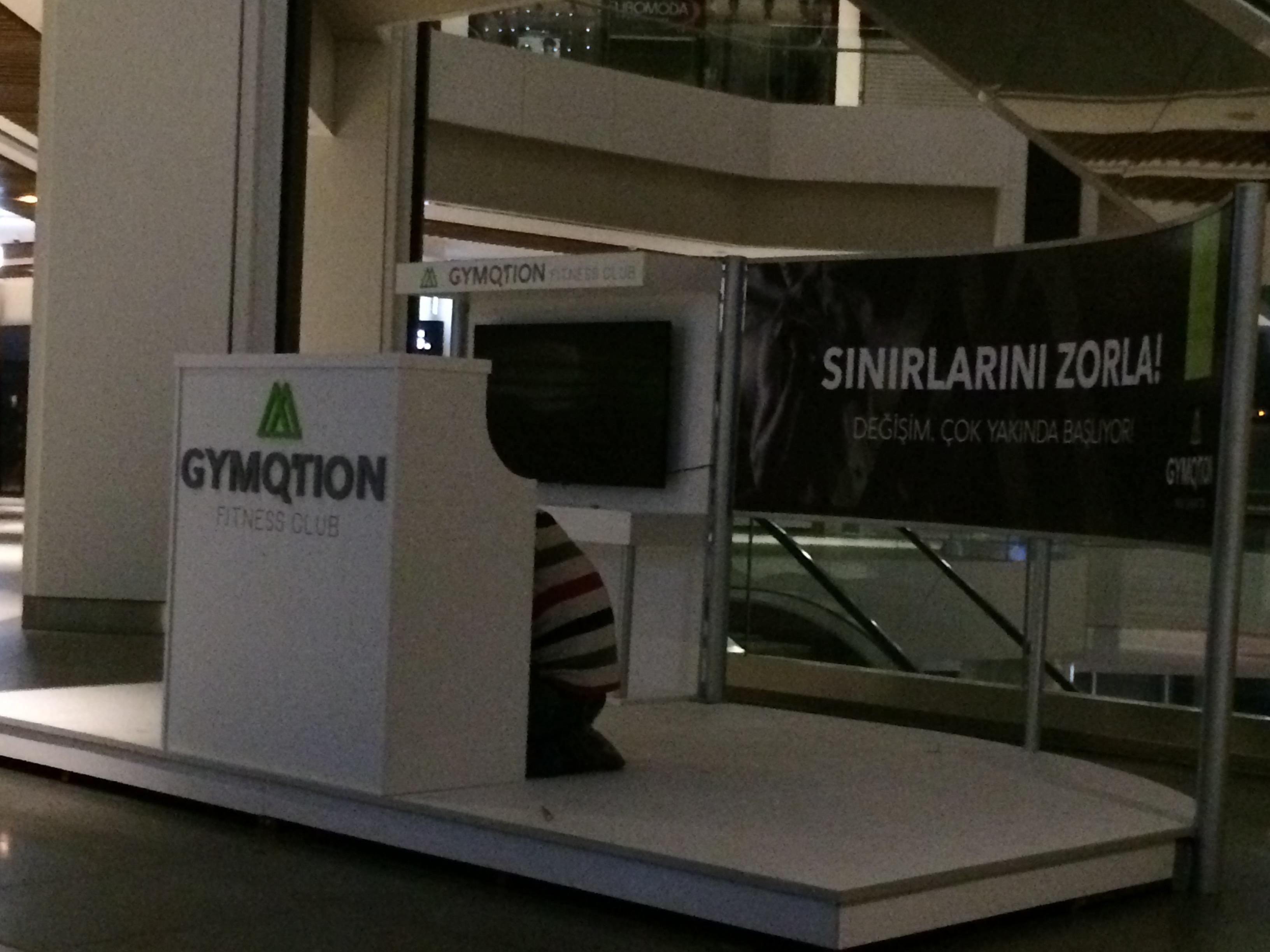 Gymotıon