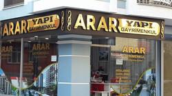 ARAR YAPI LAMPLEX HARFLER