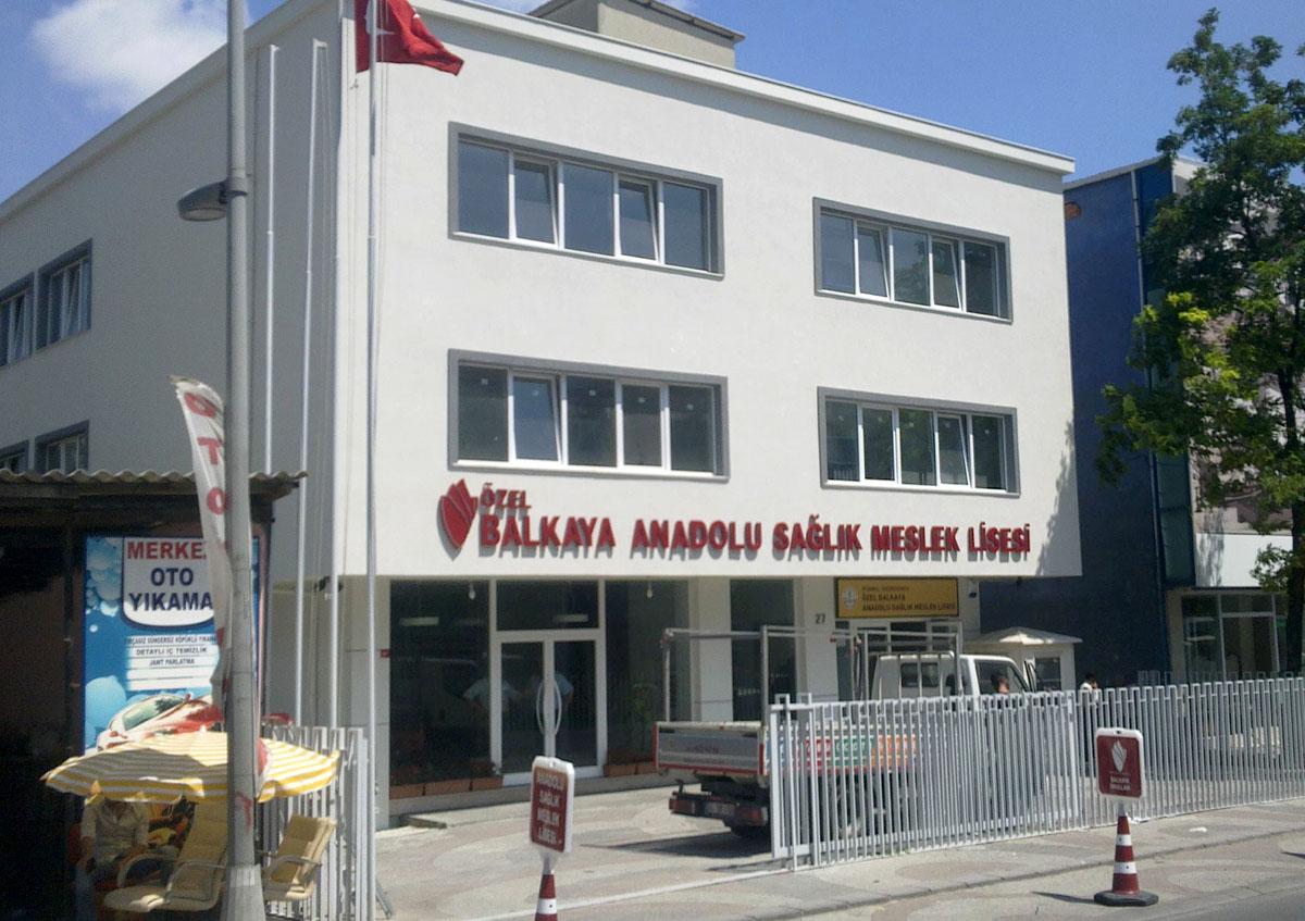 Özel Balkaya Okulları