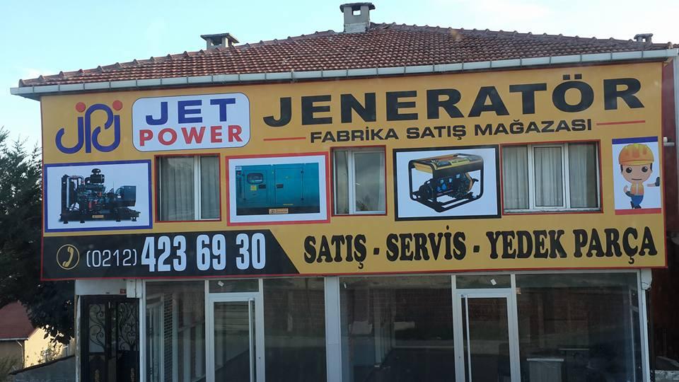 JetPower Jenaratör