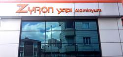 Zyron Yapı Alüminyum