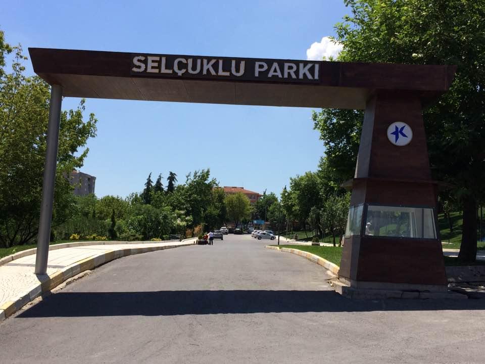K.çekmece Belediyesi Selçuklu Parkı