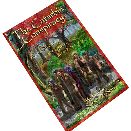 The Catarbie Conspiracy (eBook)