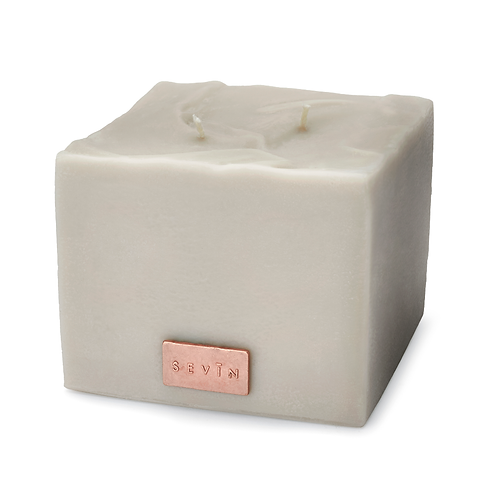 Fresh Clay Scented Candle Medium