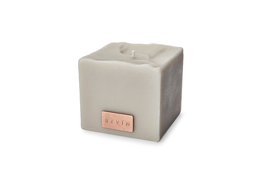 Fresh Clay Scented Candle Small