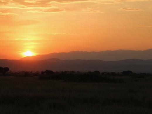 Rwenzoris in Uganda