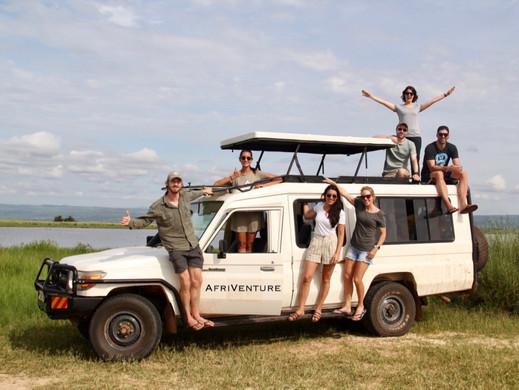 Small Group Tour Uganda