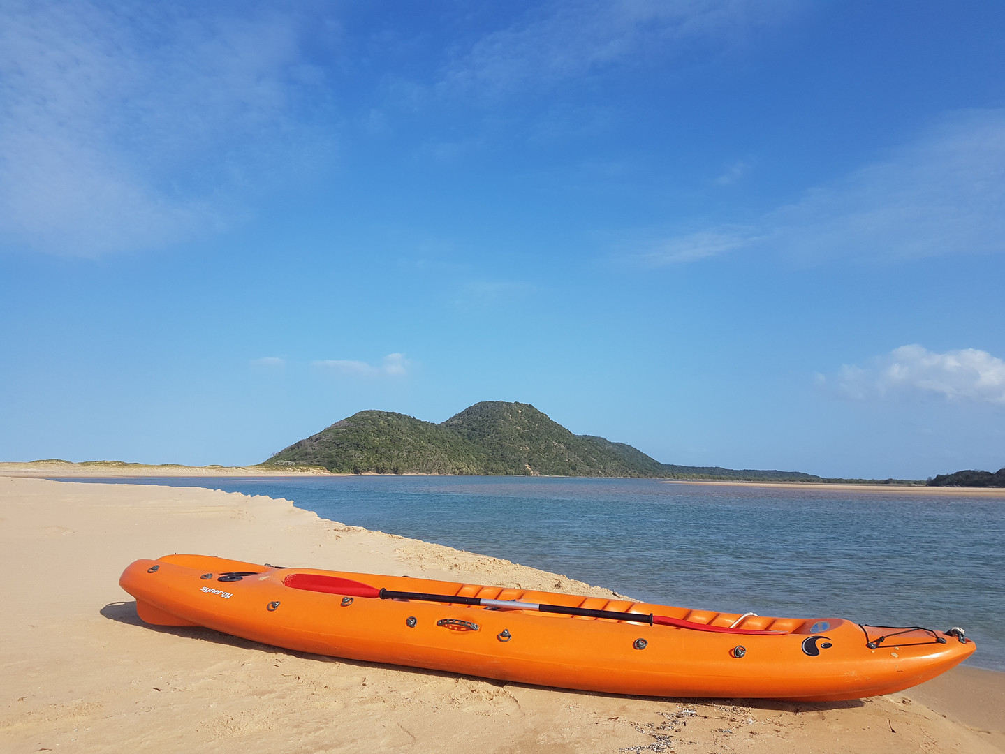 Kosi Bay Kayaking