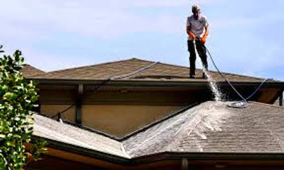 Lincolnton north carolina roof cleaning pressure washing restoration