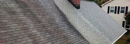 lincolnton north carolina nc roof cleaning, pressure washing, restoration