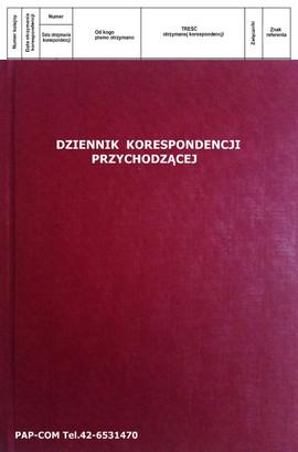 Dziennik_koresp_przychodącej