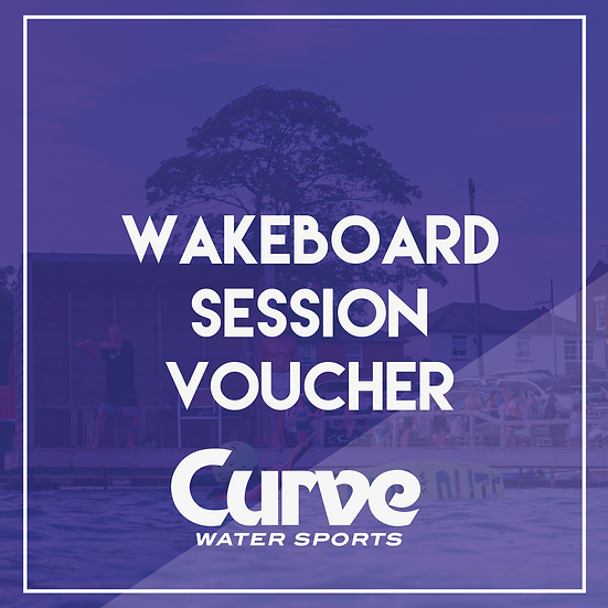 Wakeboarding Voucher