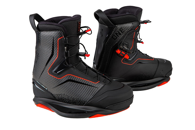 Ronix One Boot - Carbitex Red