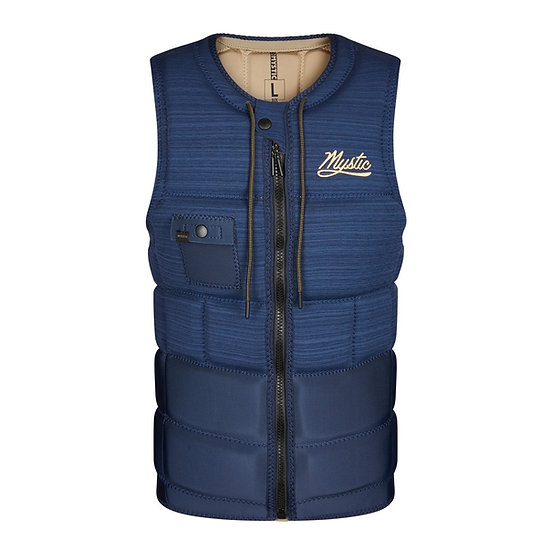 Mystic Outlaw Impact Vest Wake - Night Blue