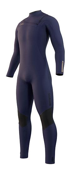 Mystic Marshall Fullsuit 5/3mm Front Zip - Night Blue