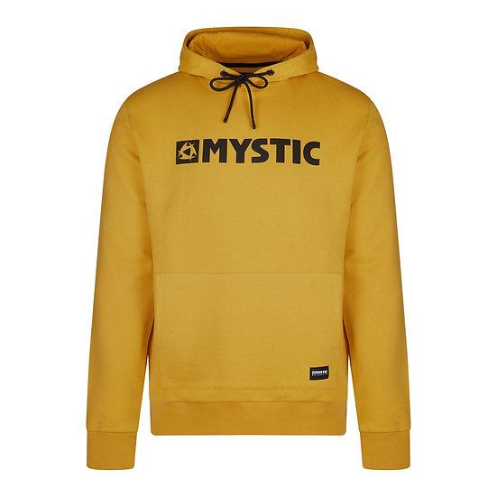 Mystic Brand Hoodie - Mustard