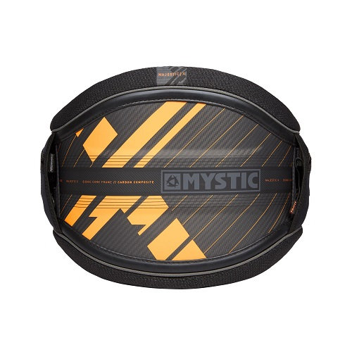 Mystic Majestic X Harness - Black/Orange