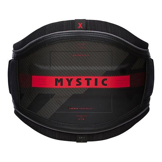 Mystic Majestic X Harness - Black/Red
