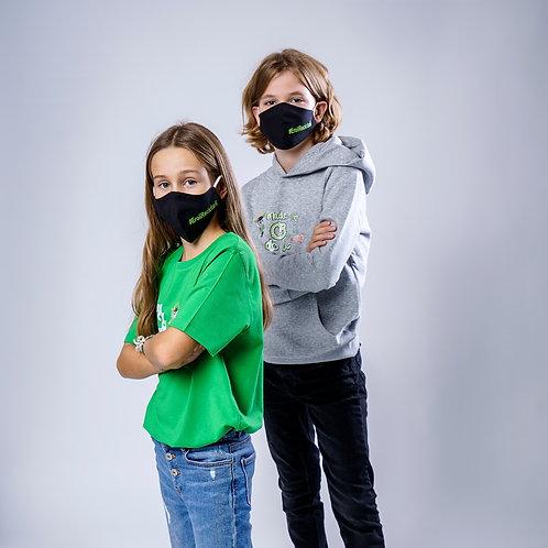 Mască I recycle & I'm proud
