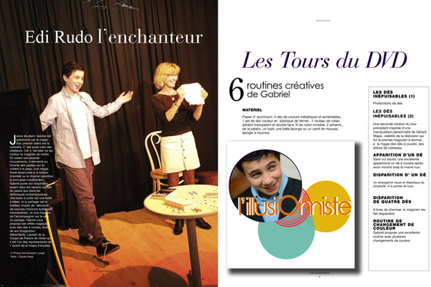 article in french press