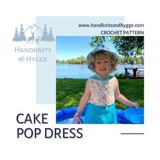 Cake Pop Dress