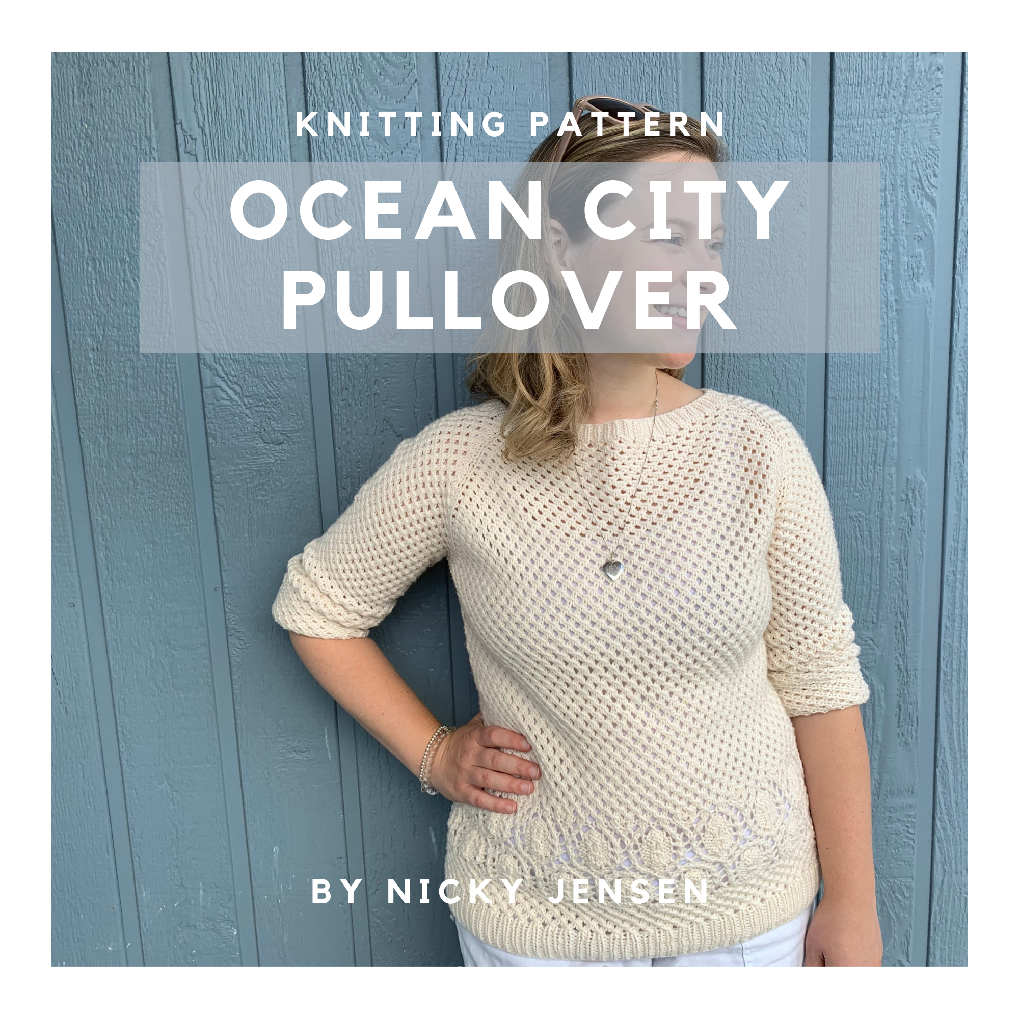 The Ocean City Pullover