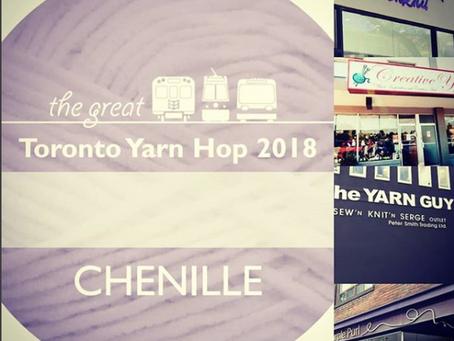 Great Toronto Yarn Hop